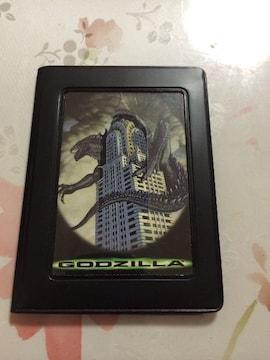アメリカ版ゴジラ カードケース レア 新品 未使用 美品 ゴジラ