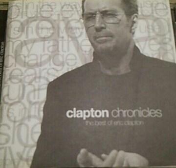 国内盤ベストCD エリッククラプトン BEST OF eric clapton