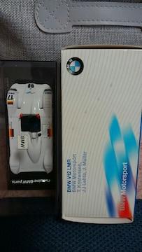 1/43 ミニチャンプス製品 BMW V12 LMR No.17 ルマン24 ディラー限定品 新品