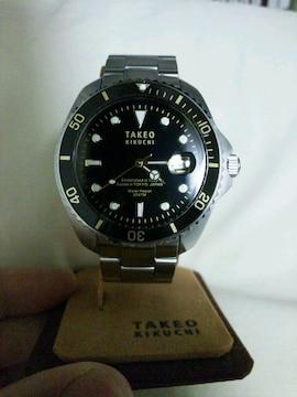 ★TAKEO KIKUCHI  タケオ キクチ 時計★