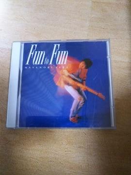 ★FUN to FUN / 世良公則 【CD】★