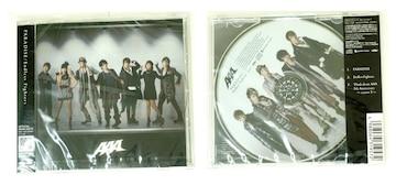 AAA PARADISE/Endless Fighters シングル CD mu-mo限定盤 B
