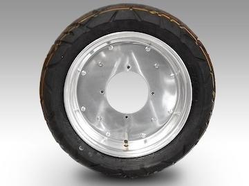 ジャイロキャノピー フロントアルミホイール ロードパターン