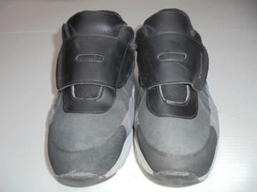 Xspeed 靴 スニーカー シューズ ブラック 25.5cm 中古品