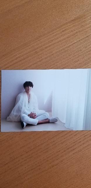 BTS JUNG KOOK 生写真 ジョングク  < タレントグッズの