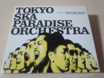 東京スカパラダイスオーケストラCD「Stompin'On DOWN BEAT ALLEY