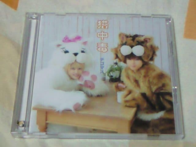 CD+DVD テゴマス 猫中毒 初回限定盤 手越祐也 増田貴久  < タレントグッズの