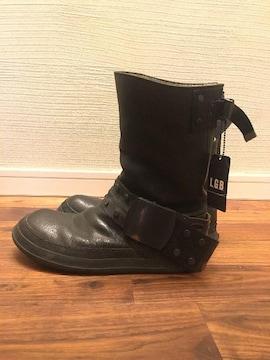 LGB ルグランブルー ガチャベルトLUNAブーツ 40