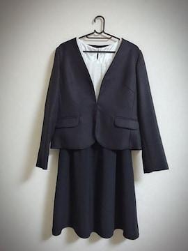 婦人コンフォートスーツ 3点セット13号