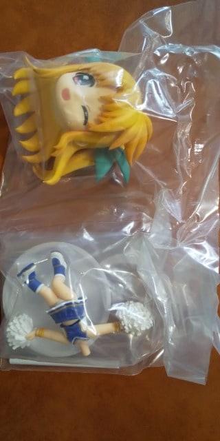 一番くじ  魔法少女リリカルなのは  G賞 きゅんキャラ  アリシア < アニメ/コミック/キャラクターの