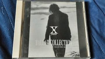 X Japan バラードコレクション ベスト