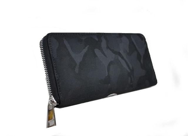 送料無料★Relife ラウンドファスナー長財布★W-397黒(税込) < 女性ファッションの