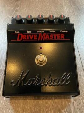 Marshall DRIVE MASTER マーシャル ドライブマスター 動作品