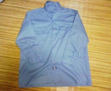 ディッキィーズDICKIES ワークシャツ B系