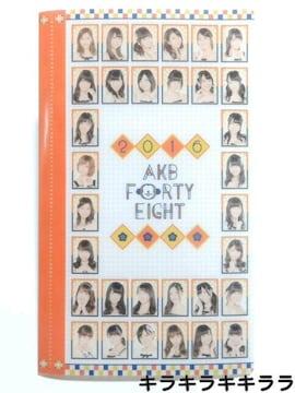 2016年★福袋/AKB48写真保管*3段フォトアルバム<144枚収納>