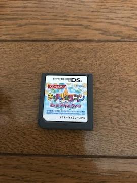 Nintendo DS  KONAMI  きらりんレボルーション  ソフト