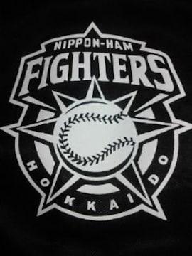 プロ野球 北海道 日本ハムファイターズ ファンクラブ ジャンパー ブラック フリーサイズ