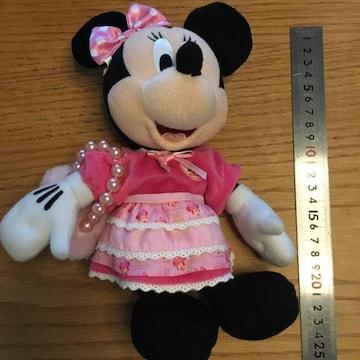 東京ディズニーランド ミニーマウス 着せ替えセット
