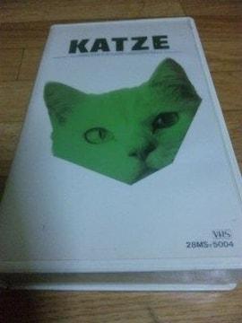 ビデオ:KATZE/きのうの事…