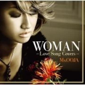 即決 新作 Ms.OOJA WOMAN -Love Song Covers- 新品未開封