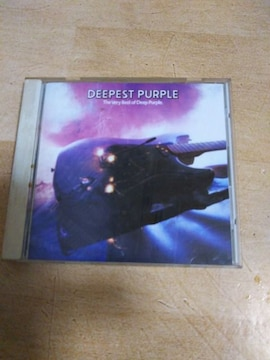 【CD】 DEEPEST PURPLE The Very Best of Deep Purple パープル