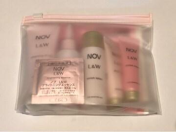 【NOV】L&Wトライアルセット
