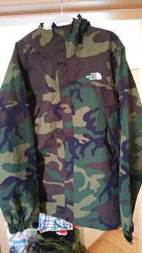 THE NORTH FACE(XL)迷彩柄