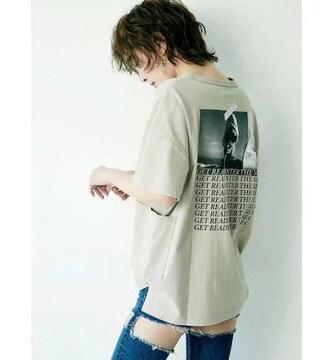 ☆GYDA/GETREADY PHOTOポケットBIGTシャツ☆
