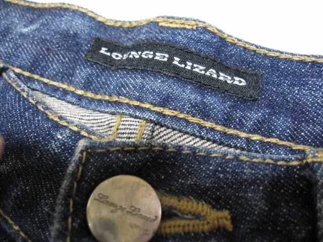 □LOUNGE LIZARD/ラウンジリザード ヴィンテージ スキニー/デニム/メンズ・1 < ブランドの
