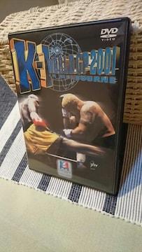 K-1 WORLD GP 2001 inメルボルン DVD/アーネストホースト マークハント ミルコクロコップ