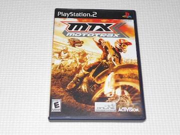 PS2★MTX MOTOTRAX 海外版