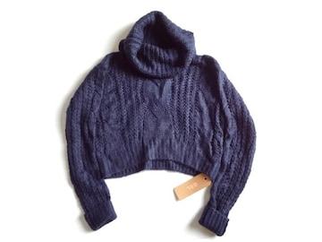 新品 GRL グレイル タートルネック ニット セーター