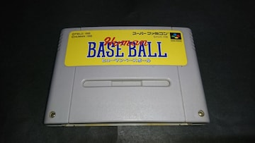 SFC ヒューマンベースボール / スーパーファミコン 野球