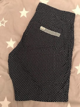 tommy パンツ L size ウエスト平置き→43cm
