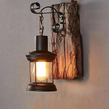 玄関 アイアンライト ランプ ランタン