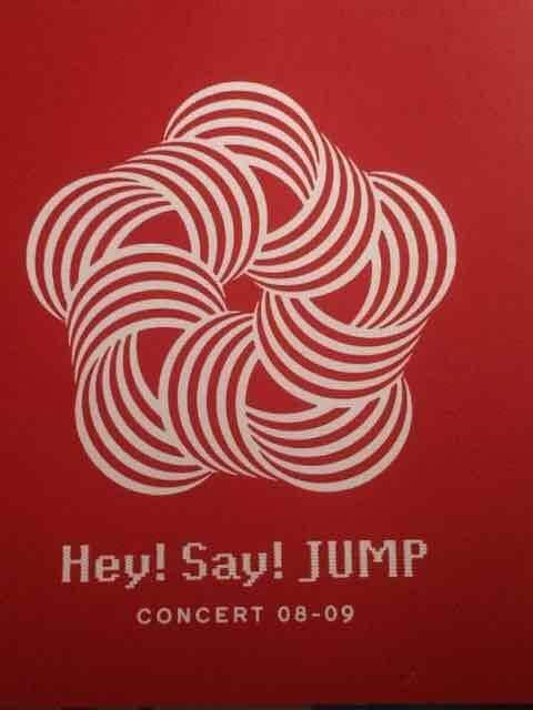 激安!超レア!☆HeySayJUMP/Tour08−09☆パンフレット☆超美品!☆  < タレントグッズの