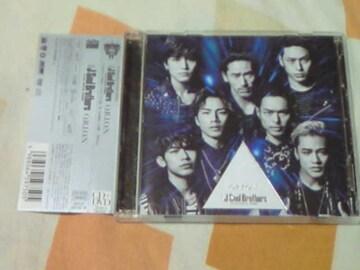 CD+DVD 三代目J Soul BrOthers O.R.I.O.N