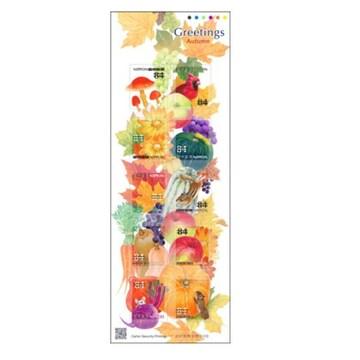 ★大特価★ 新品 シール式 84円切手×10枚=840円分