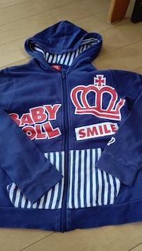 ベビードール BABYDOLL パーカー ジャケット シャツ 140