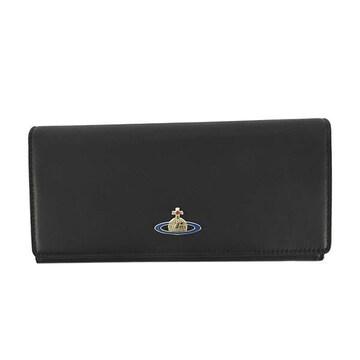 ★ヴィヴィアンウエストウッド NAPPA 長財布(BK)『51040001』★新品本物★
