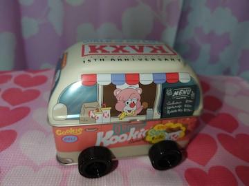 倖田來未  WALK OF MY LIFE15周年Anniversaryバス型缶