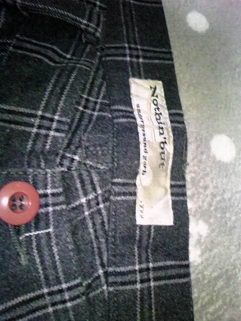 ナッシンバットウールパンツデニム24KaratsupremeccARMANIKEJSB < 男性ファッションの