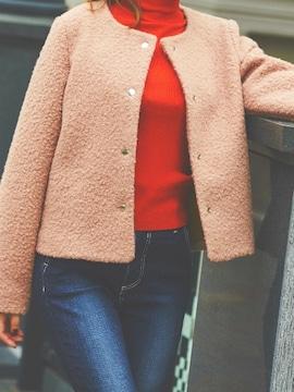 タグ付新品リゼクシーショートジャケットアウターコートトップス