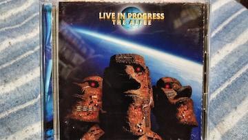 THE ALFEE(アルフイー) LIVE IN PROGRESS 2枚組ライブCD