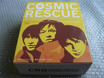 COSMIC RESCUE【初回限定版DVD】森田剛三宅健岡田准一V6他に出品
