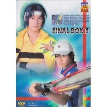 ■DVD『ミュージカル テニの王子様 立海 Second FINAL BOX�A』