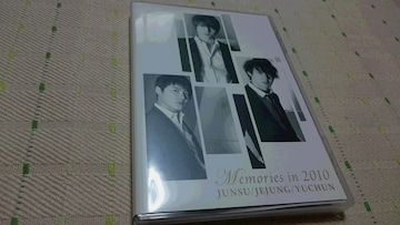 *☆JYJ☆Memories in 2010!!