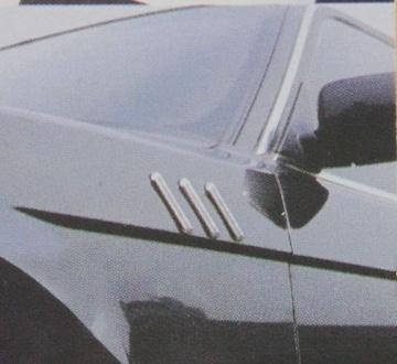 2色から選択☆ドアガード愛車のドアを傷からプロテクト