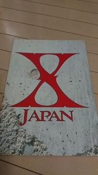 X japan returns パンフレット yoshiki toshi hide