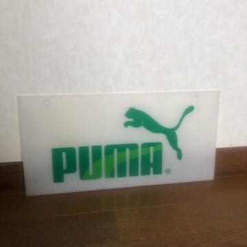 即決 PUMA プーマ 看板